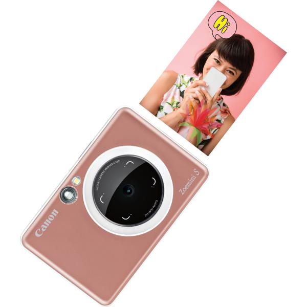 Canon Zoemini S 50,8 x 76,2 mm Rose Gold