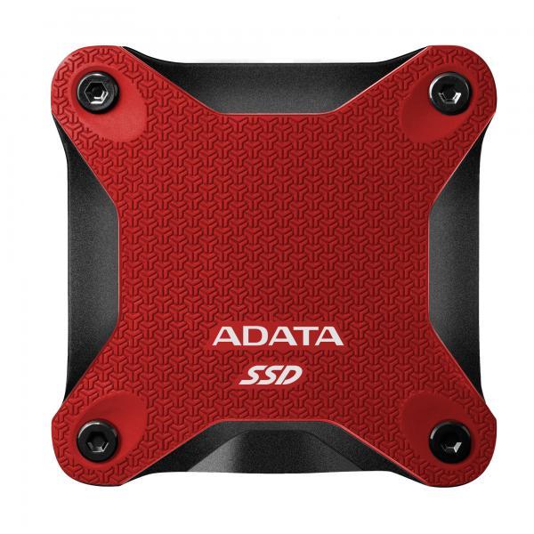 ADATA SD600Q 480 GB Rosso