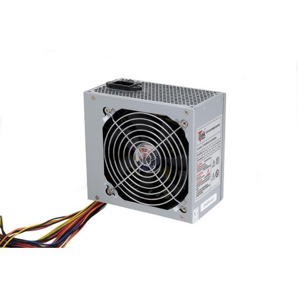 ALIMENTATORE ITEK 500W ATX ENERGY PIV VENTOLA 12CM - 2 CONN. SATA - ADATTATORE 20+4 PIN Bulk - ITPS500