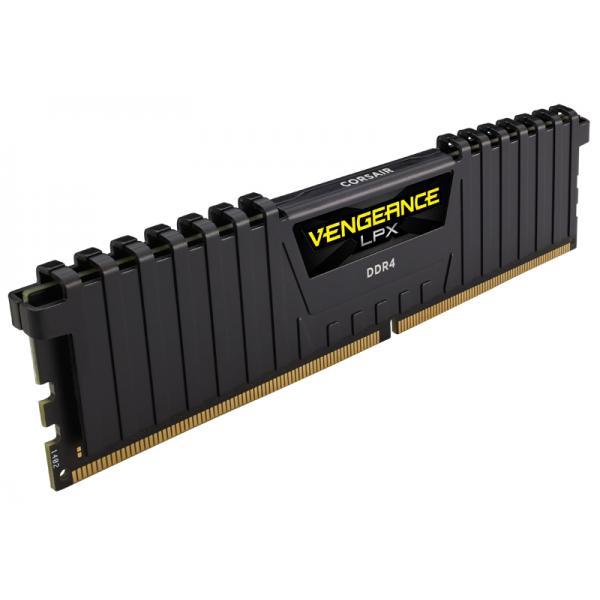16GB (2x8GB) Corsair Vengeance LPX Black DDR4-3200 RAM CL16 (16-20-20-38)