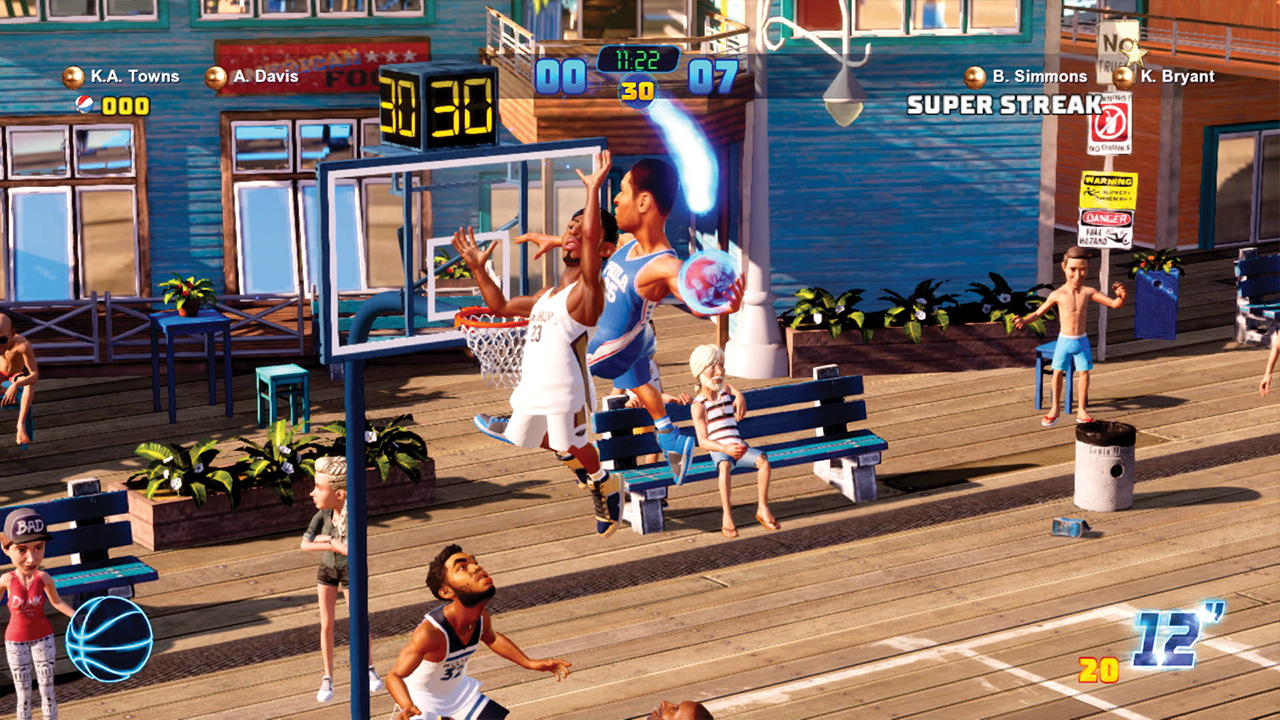 Take Two Interactive SWITCH NBA 2K PLAYGROUNDS 2