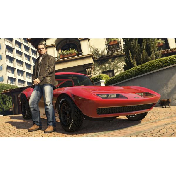 Take Two Interactive PS4 GTA V PREMIUM ONLINE EDITION