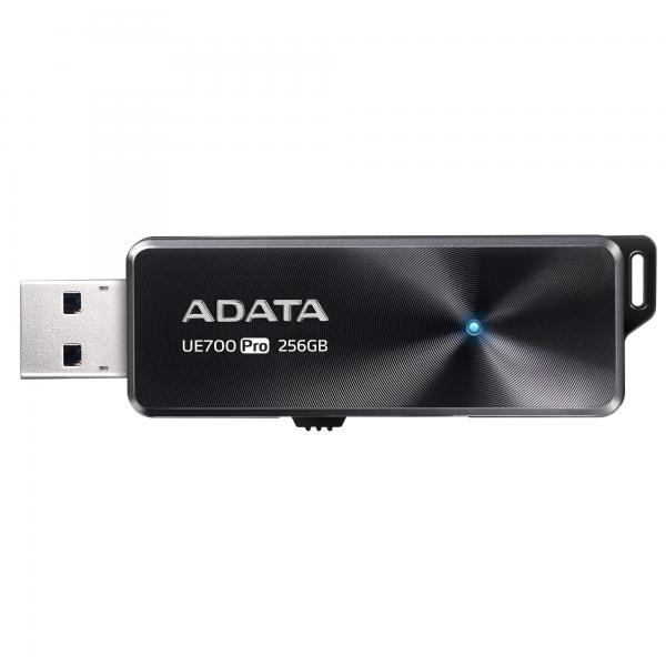 ADATA UE700PRO unità flash USB 256 GB 3.2 Gen 1 (3.1 Gen 1) Nero