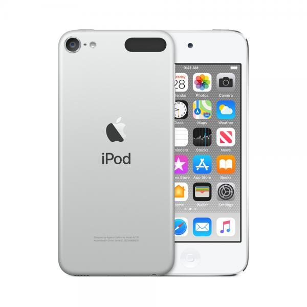 Apple iPod touch 32 GB 7. Generation 2019 Silber - MVHV2FD/A