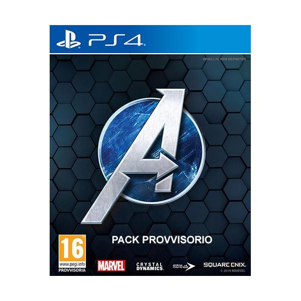 PS4 MARVEL S AVENGERS