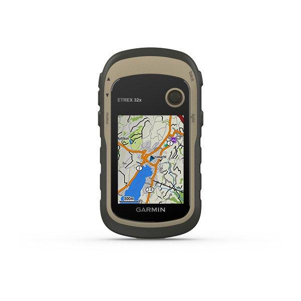 Garmin eTrex 32x localizzatore GPS Personale Nero, Verde 8 GB