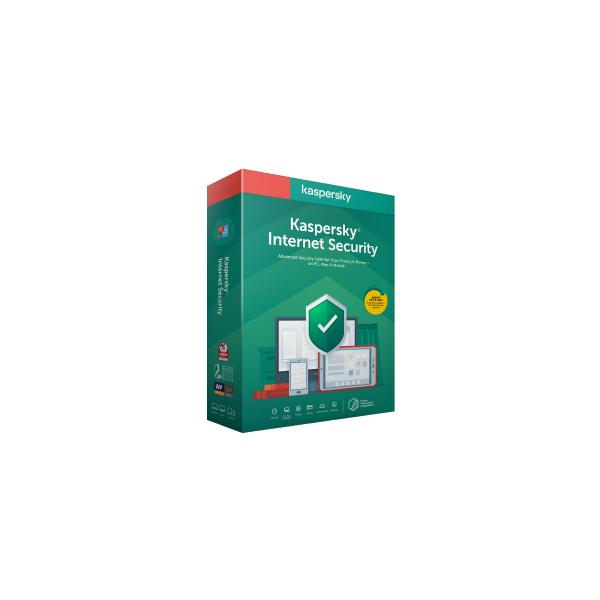 Kaspersky Internet Security 2020 deutsch (Abo, Box, Android)