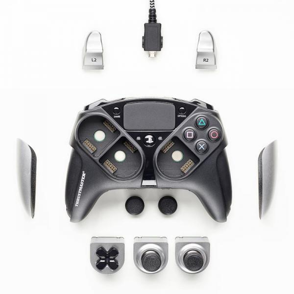 Thrustmaster TM ESWAP  Pro Controller SILVER COLOR PACK