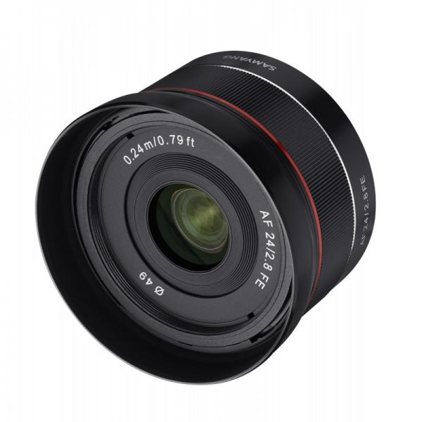 Samyang F1213906101 obiettivo per fotocamera MILC/SRL Nero