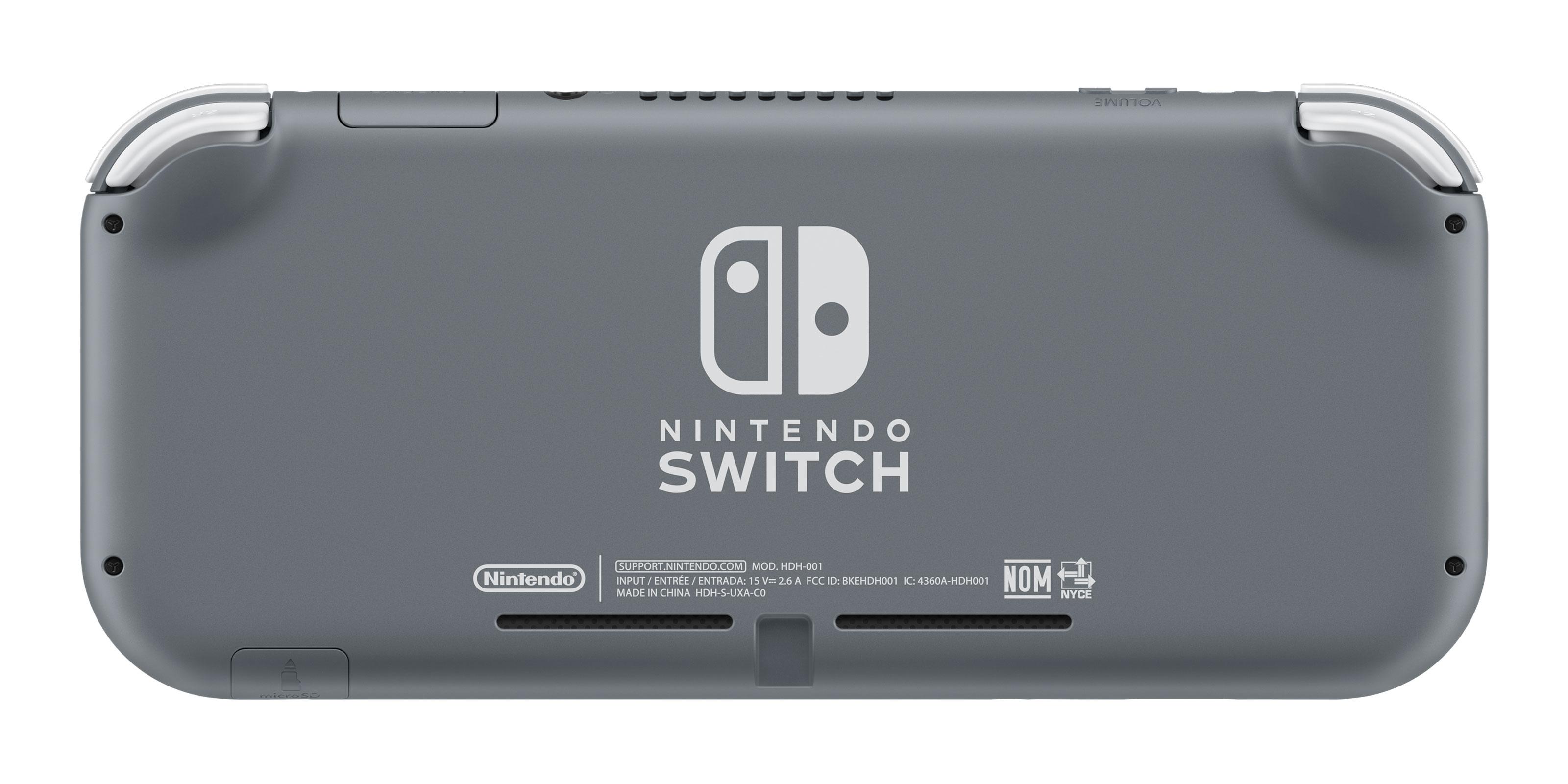 Console Switch Lite Colore Grigio