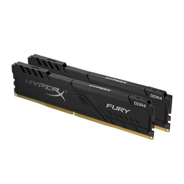 16GB (2x8GB) HyperX Fury DDR4-3200 CL16 RAM Gaming Arbeitsspeicher Kit