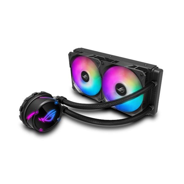 ASUS ROG STRIX LC 240 RGB raffredamento dell'acqua e freon Processore