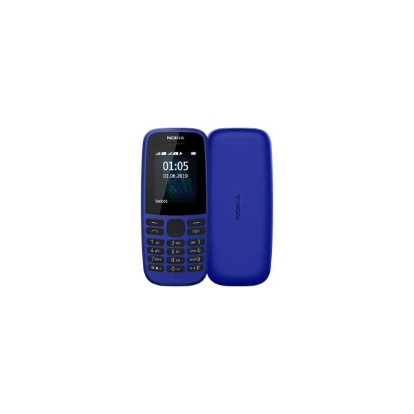 105 (2019) Cellulare Dual Sim Display 1.8