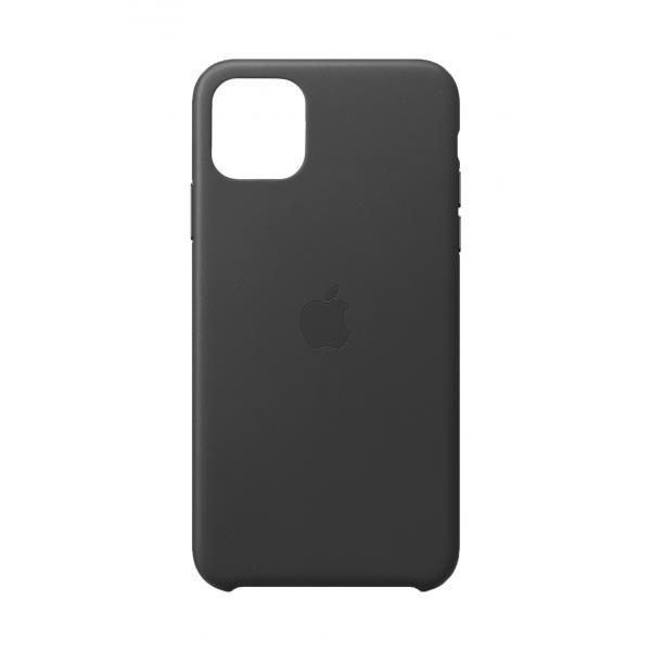 Apple Custodia in pelle per iPhone 11 Pro Max - Nero
