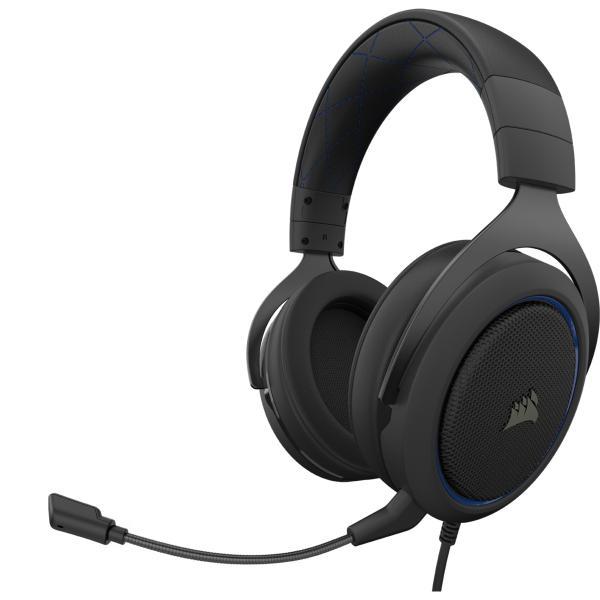 Corsair Gaming HS50 Pro Stereo Headset Blue