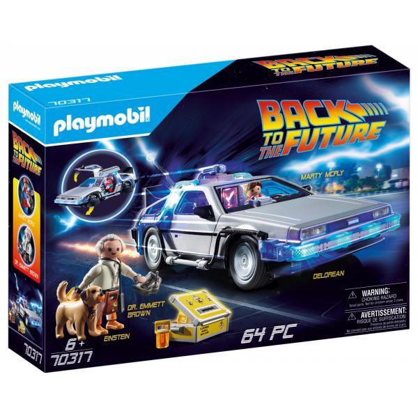 PLAYMOBIL - Back to the Future DeLorean (70317)