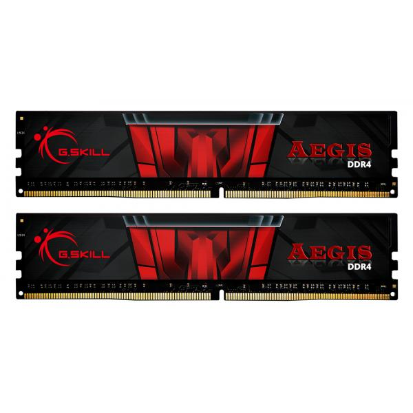 DDR4 16GB KIT 2x8GB PC 3200 G.Skill Aegis F4-3200C16D-16GIS