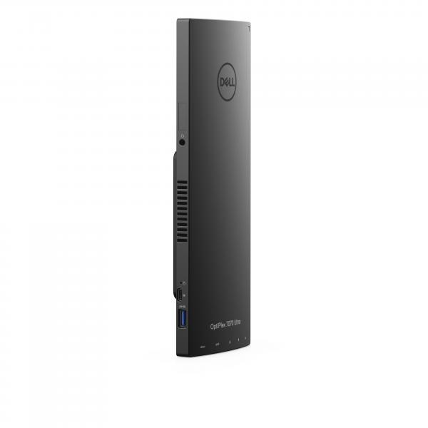 DELL OptiPlex 7070 UFF Intel® Core™ i5 di ottava generazione i5-8365U 16 GB DDR4-SDRAM 512 GB SSD Nero Mini PC