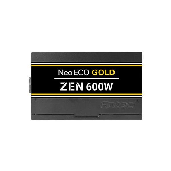 Antec ALIM. NE600G ZEN EC 80+ GOLD