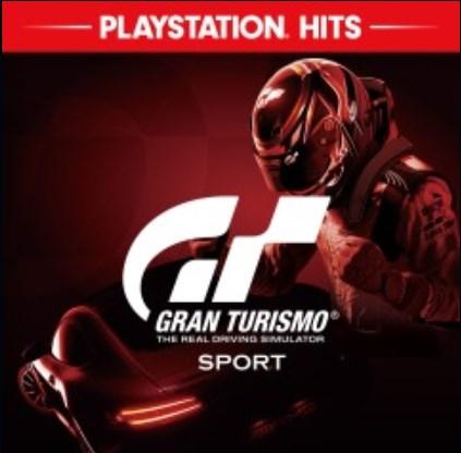 PS4 Gran Turismo Sport - PS Hits