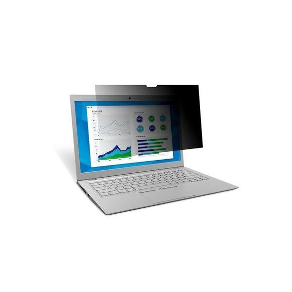 3M PF121C3B Filtro privacy con cornice per monitor 30,7 cm (12.1