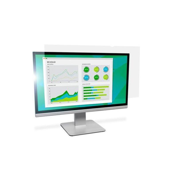 3M AG240W1B Filtro privacy con cornice per monitor 61 cm (24