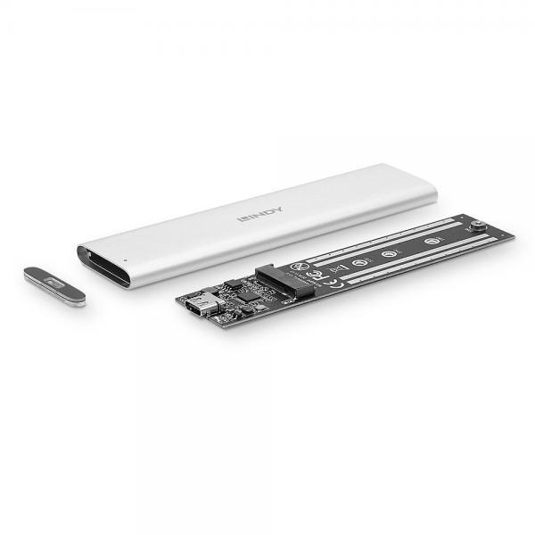 Box USB 3.1 Gen 2 per SSD M.2