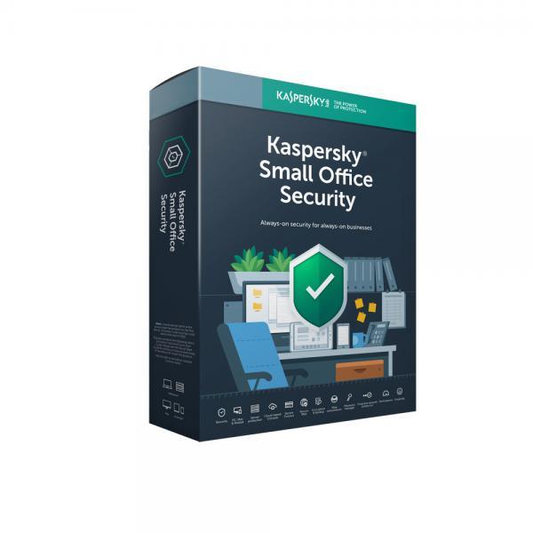 Antivirus Azienda Spagnolo Kaspersky KL4541X5EFS-20ES