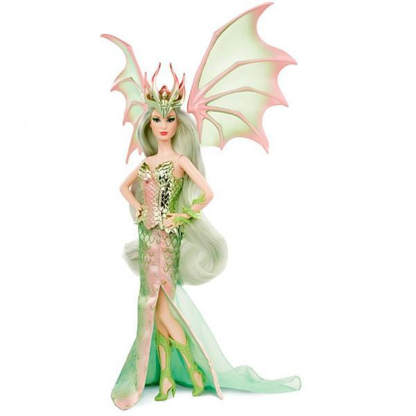 Barbie Collector Dragon Empress