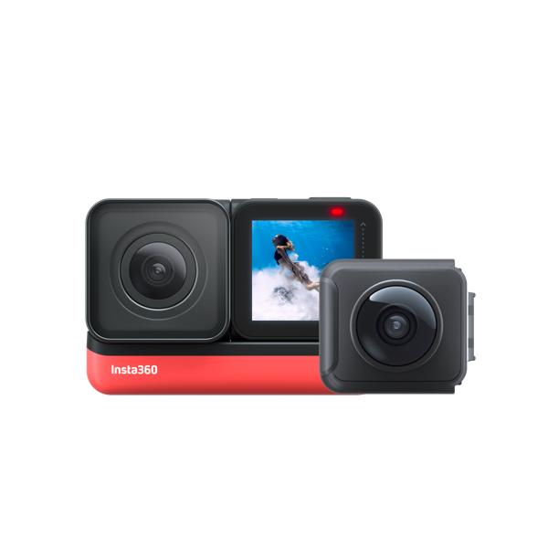 Insta360 ONE R Twin Edition fotocamera per sport d'azione Wi-Fi 130,5 g