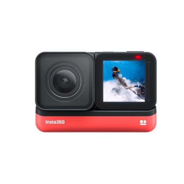 Insta360 ONE R 4K Edition fotocamera per sport d'azione 4K Ultra HD Wi-Fi 121 g