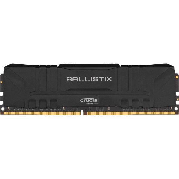 DDR4 16GB KIT 2x8GB PC 3200 Crucial Ballistix  BL2K8G32C16U4B Black