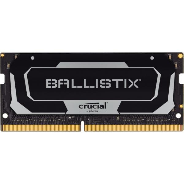 16GB (2x8GB) Crucial Ballistix DDR4-3200 SO-DIMM RAM CL16 Notebook Speicher Kit