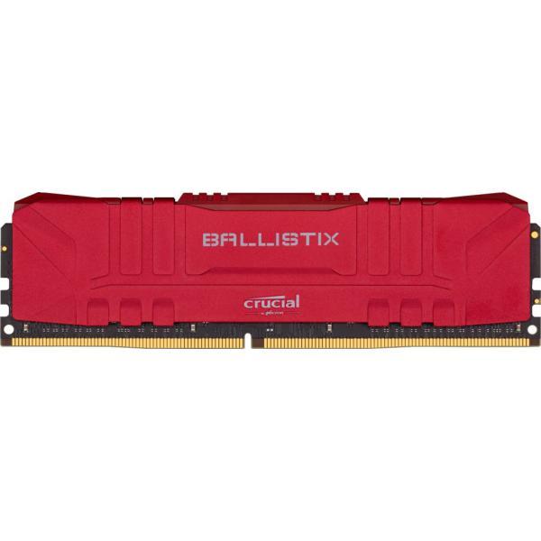 32GB (2x16GB) Crucial Ballistix DDR4-3600 Red CL16 RAM Speicher Kit