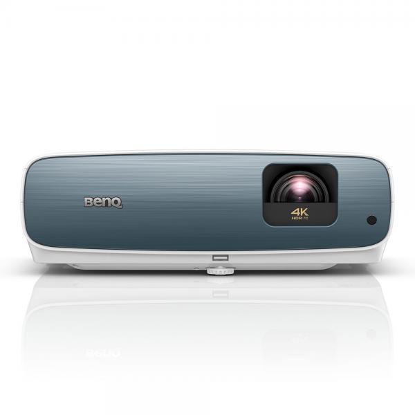Benq TK850 videoproiettore Standard throw projector 3000 ANSI lumen DLP 2160p (3840x2160) Compatibilità 3D Grigio, Bianco