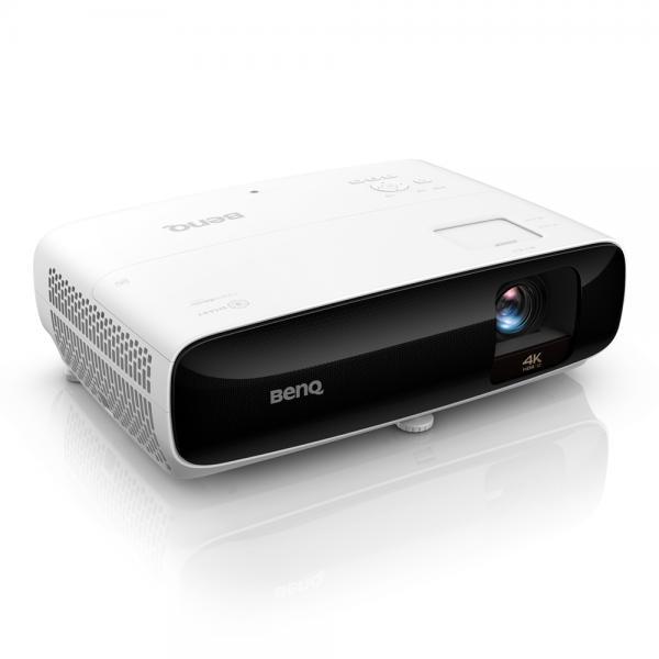 Benq TK810 videoproiettore Standard throw projector 3200 ANSI lumen DLP 2160p (3840x2160) Nero, Bianco