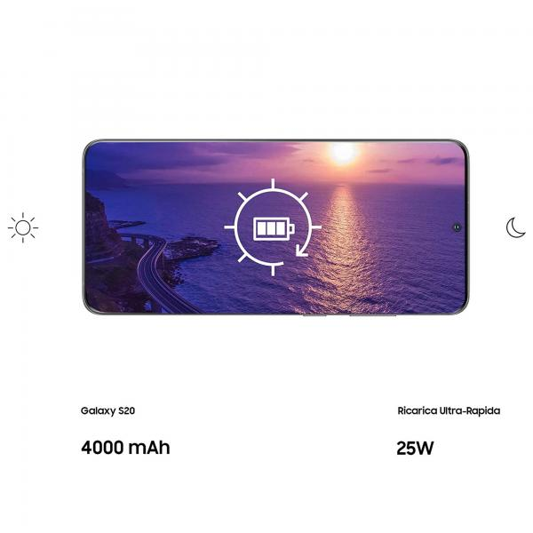 Samsung Samsung Galaxy S20 5G SM-G981 12+128GB 6,2