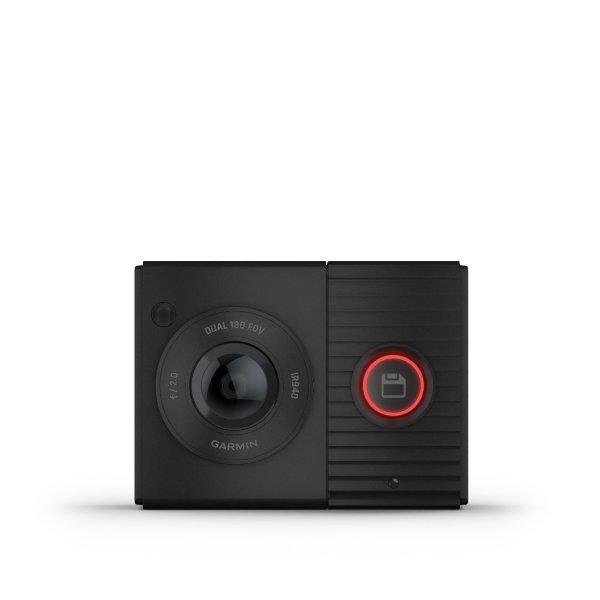 Garmin Tandem Full HD Nero, Rosso