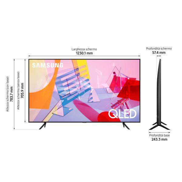 SAMSUNG LCD QE 55Q60TA TXZT