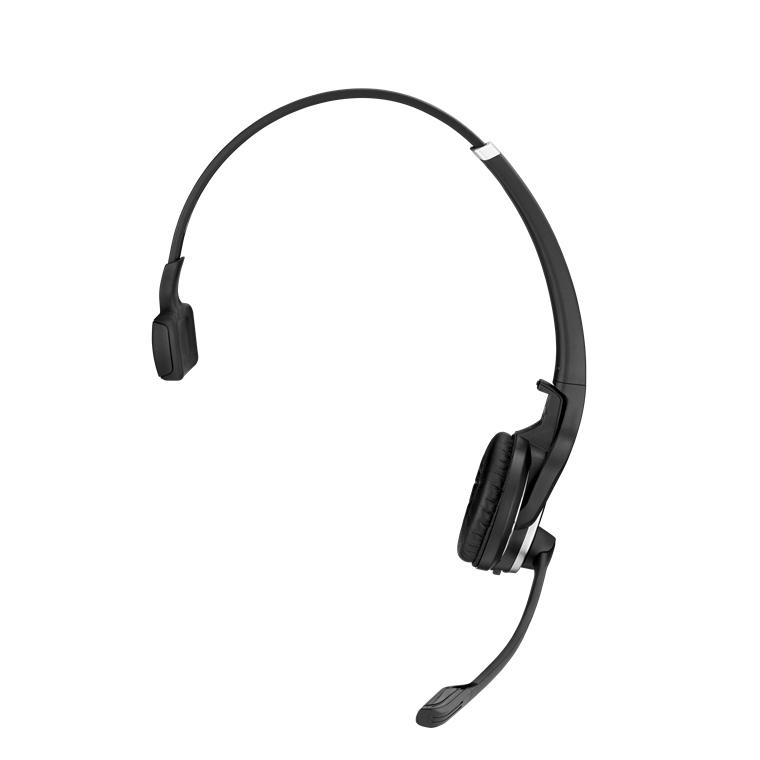 EPOS Impact Dw Pro 1 Hs Cuffia Padiglione auricolare Nero Bluetooth