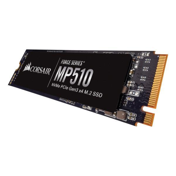 Corsair MP510 M.2 480 GB PCI Express 3.0 3D TLC NAND NVMe