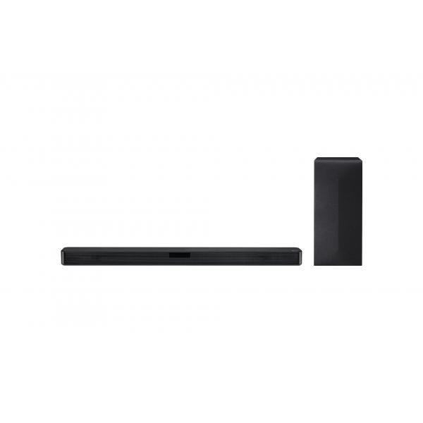 LG SN4 Soundbar TV  2.1 canali 300 W Argento