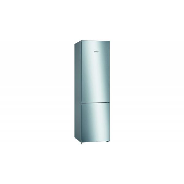 Bosch KGN39VIDA - Frigorifero Combinato Freestanding, Serie 4, Total NoFrost, 368 Litri, Classe D