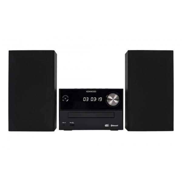 Kenwood Electronics M-420DAB set audio da casa Microsistema audio per la casa Nero 14 W