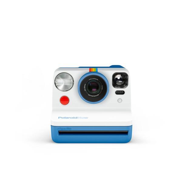 Polaroid Now Blu