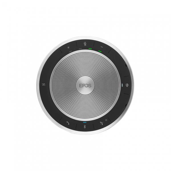 Epos EXPAND SP 30 vivavoce Universale Nero, Argento Bluetooth