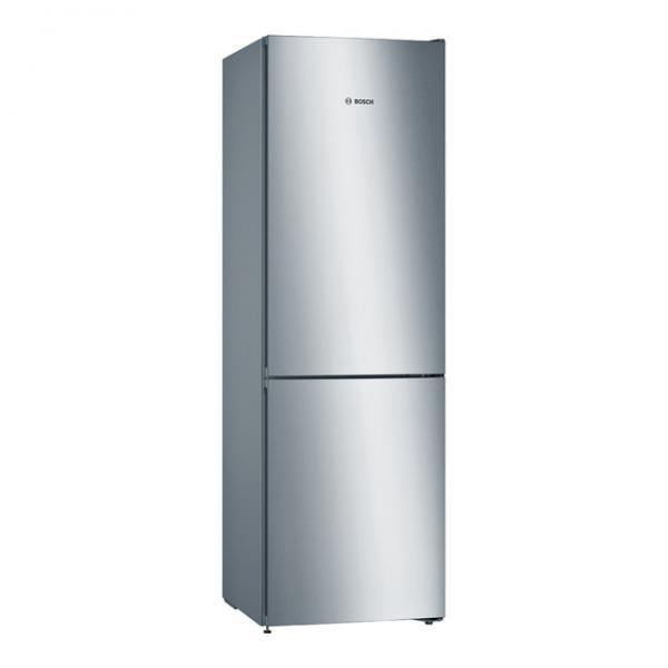 Bosch KGN36VLEA - Frigorifero Combinato Freestanding, Serie 4, Total NoFrost, 326 Litri, Classe E, 186 x 60 cm