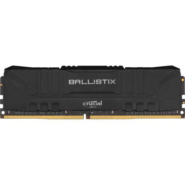 8GB (1x8GB) Crucial Ballistix DDR4-3600 Black CL16 RAM Speicher