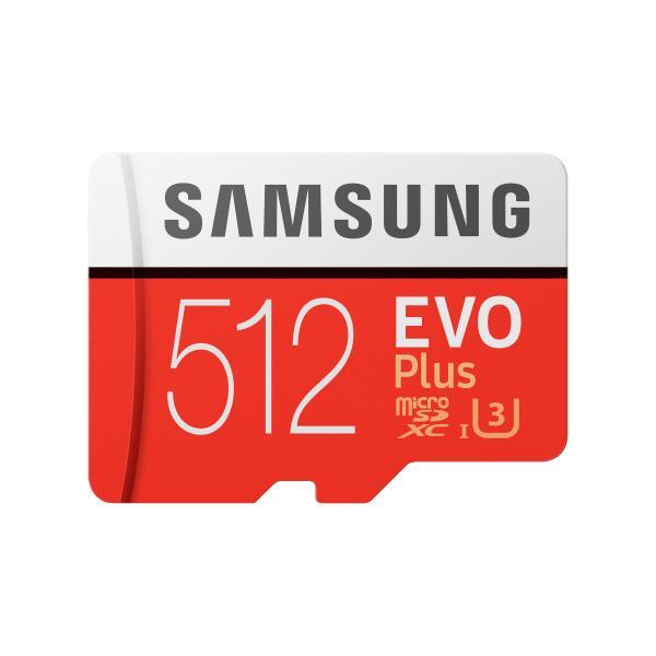 Samsung MB-MC512H memoria flash 512 GB MicroSDXC Classe 10 UHS-I