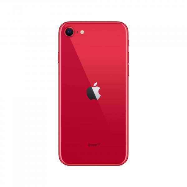 iPhone SE 256GB Red